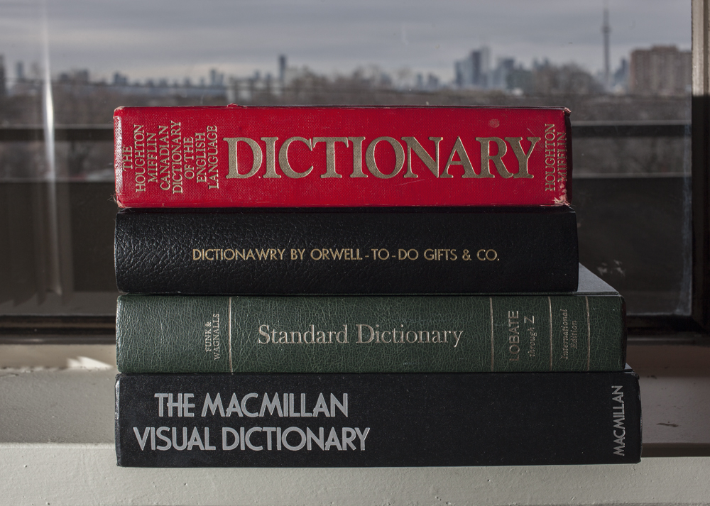 Dictionawries